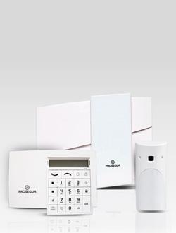 Alarmas con c mara alarmas hogar prosegur for Que alarma es mejor securitas o prosegur