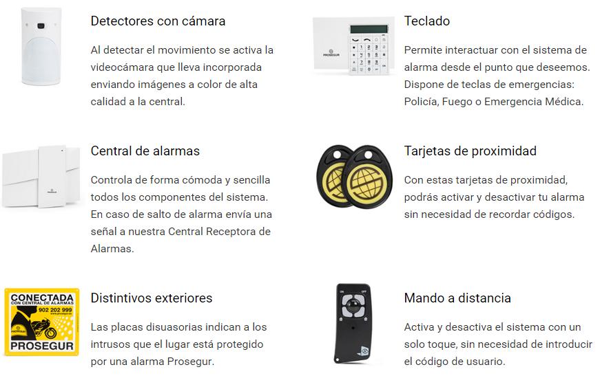 Alarmas barcelona alarmas hogar prosegur for Que alarma es mejor securitas o prosegur
